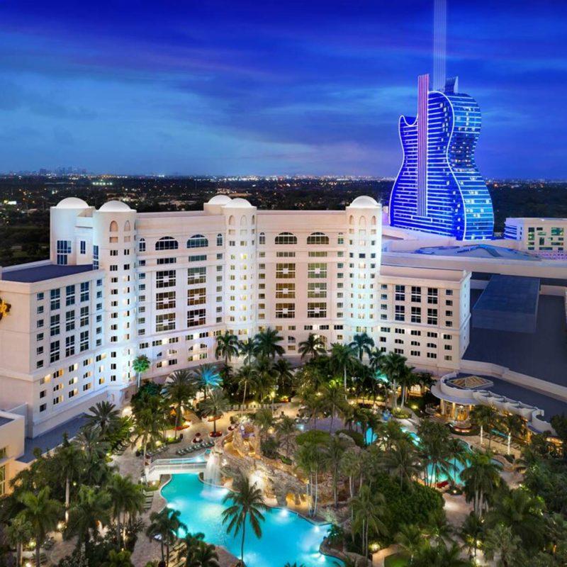 Seminole Hard Rock Hollywood Hotel & Casino